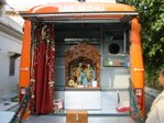 The Mobile Altar