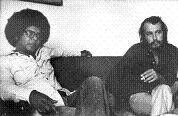 Pablo Milanes y Silvio Rodríguez