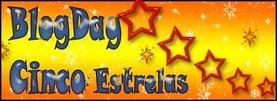 Selo para Prêmio Blog 5 Estrelas