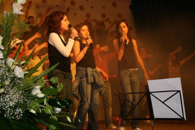 FESTIVAL DA CANÇÃO CAIC 2007