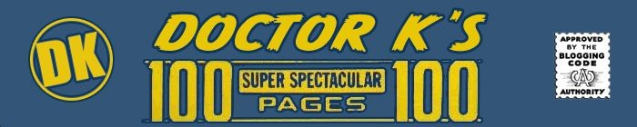 Dr. K&#39;s 100-Page Super Spectacular