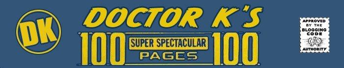 Dr. K's 100-Page Super Spectacular