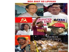 MGA ANAY NG LIPUNAN