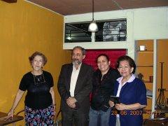 Poetas salvadoreños en LEYENDAS