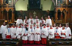 The Choristers of St. Peters Erindale