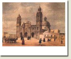 Montevideo - La Catedral