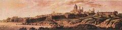 Montevideo amurallada - Año 1800