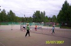 Tervetuloa tenniksen alkeiskursseille myös talvikautena 2011-2012 ja keväällä 2012