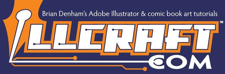 ILLCRAFT- Brian Denham's Illustrator tutorials