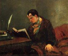 """""""Retrato de Baudelaire"""""""