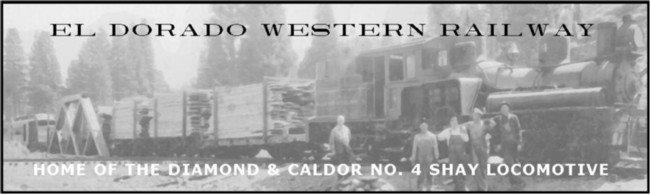 El Dorado Western Railway