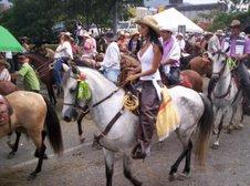 Cabalgata Feria de las Flores Medellin