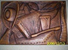 Instrumentos Tallados en Madera