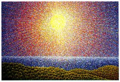 Radiant Light by  Fr Arthur Poulin, OSB Cam