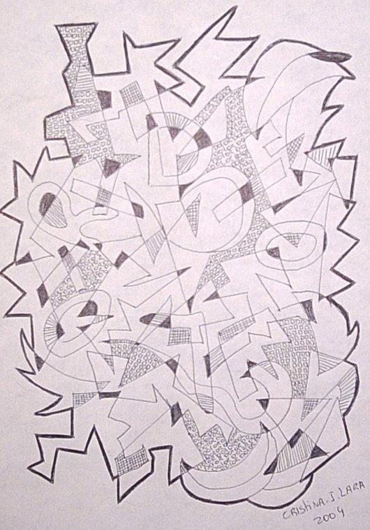 """Serie de dibujos""""Vida"""""""