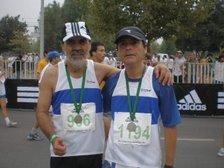 Foto maraton Adidas 2007