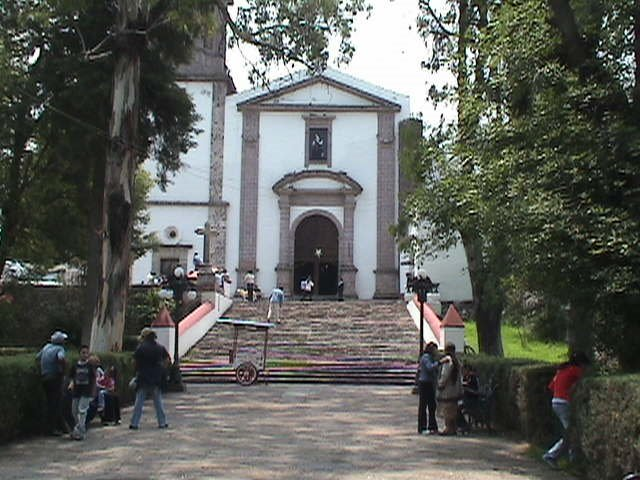 Parroquia erigida en Honor de Ma. Magdalena