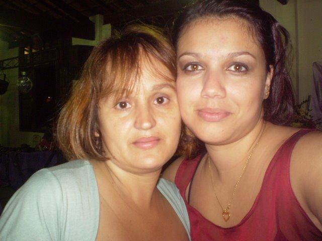 Eu e Rosana.
