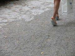 Schrittgeschwindigkeit