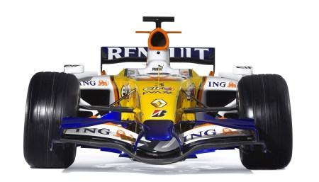 ING Renault F-1 R27