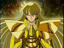 Shaka, Caballero de Oro de Virgo