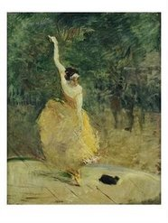 La Bailarina Española