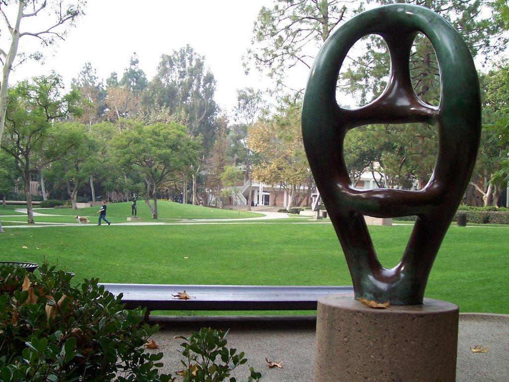 jardn de esculturas