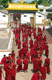 Monks From Ganden
