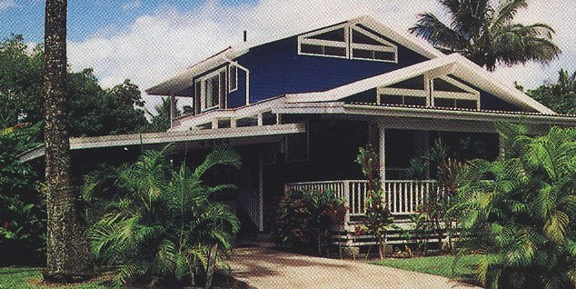 our Hawaiian dream home - dream being the operative word
