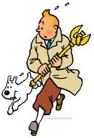 ... tratamos de salvar o ceptro....