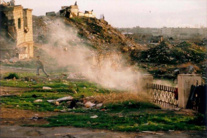 photographie argentique Alep2005