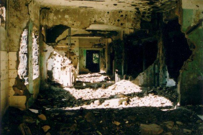 photographie argentique Quneitra2005