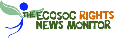 The Ecosoc News Monitor
