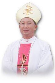 Bishop Peter Hla