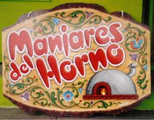 MANJARES DEL HORNO