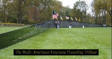 The Traveling Vietnam Wall