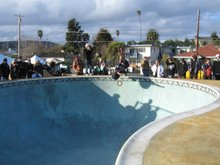 Santa Cruz Skate Park