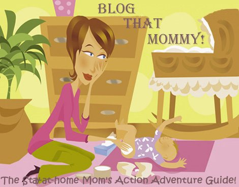 Blog That Mommy! tester