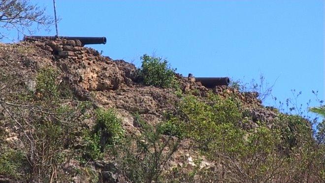 Ruines du Fort de la Liberte