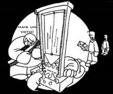 Voto obrigatório é ditadura!