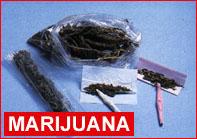 droga, marijuana...