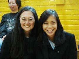 Gail & Kimberly