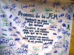 Promesa de Jem Dia de la Tierra