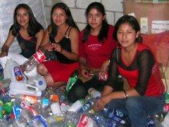 Reciclando en 2005