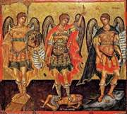 Ss Michael, Gabriel and Raphael