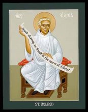 St Aelred of Rievaulx