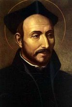 St Ignatius of Loyola
