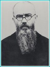 St Maximilian Kolbe