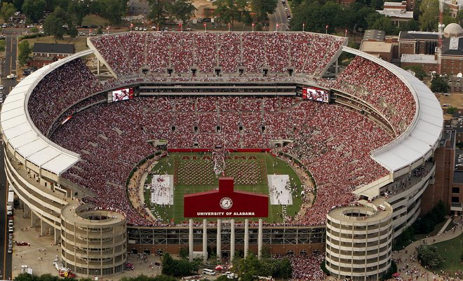 Bryant-Denny Stadium