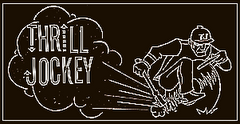 FINO sponsor in Chicago Thrill Jockey -FINO es posible gracias al apoyo de Thrill Jockey Chicago